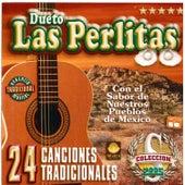 24 Canciones Tradicionales de Dueto Las Perlitas