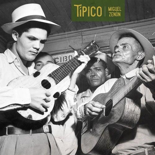 Tipico by Miguel Zenón