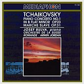 Tchaikovsky: Piano Concerto No. 1 in B-Flat Minor, Op. 23 & Slavonic March, Op. 31 von Various Artists
