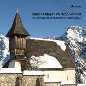 Hannes Meyer im Orgelkonzert - 35 Jahre Bergkirchlikonzerte Arosa (2002) by Hannes Meyer