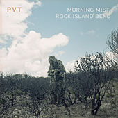 Morning Mist, Rock Island Bend von Pvt