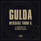 Message from G by Friedrich Gulda