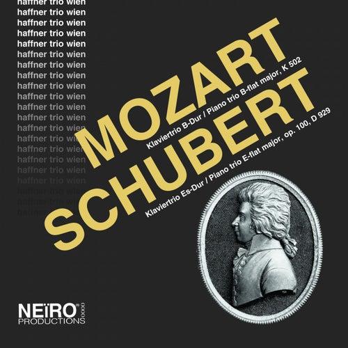 Mozart Schubert Klaviertrios by Haffner Trio Wien