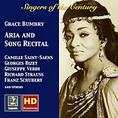 Grace Bumbry: Singers of the Century by Grace Bumbry
