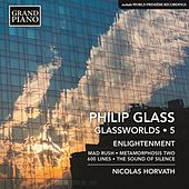 Glass: Glassworlds, Vol. 5 de Nicolas Horvath