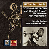 All That Jazz, Vol. 74: Louis Armstrong and the