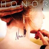 Never Off von Honor
