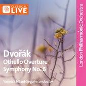 Dvořák: Symphony No. 6 - Othello de London Philharmonic Orchestra