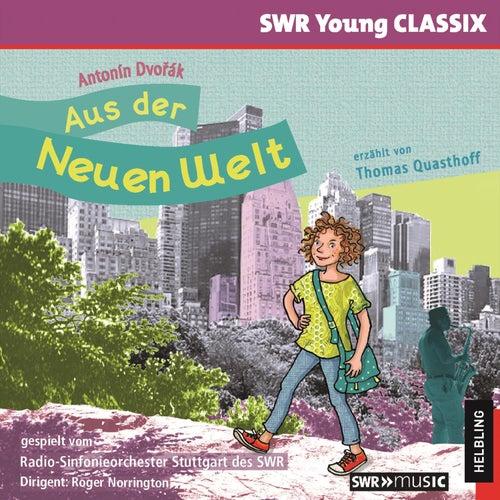 Aus der neuen Welt by Thomas Quasthoff