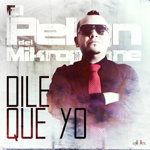 Dile Que Yo by El Pelón Del Mikrophone