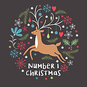 Number 1 Christmas by Various Artists