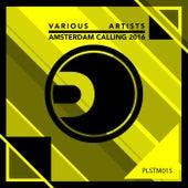 Amsteram Calling 2016 de Various Artists