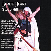 Black Heart by Steve Hill