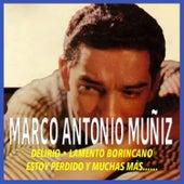 Mis Éxitos de Marco Antonio Muñiz