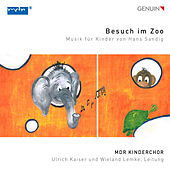 Hans Sandig: Besuch im Zoo & Morgenstern Zyklus de Various Artists