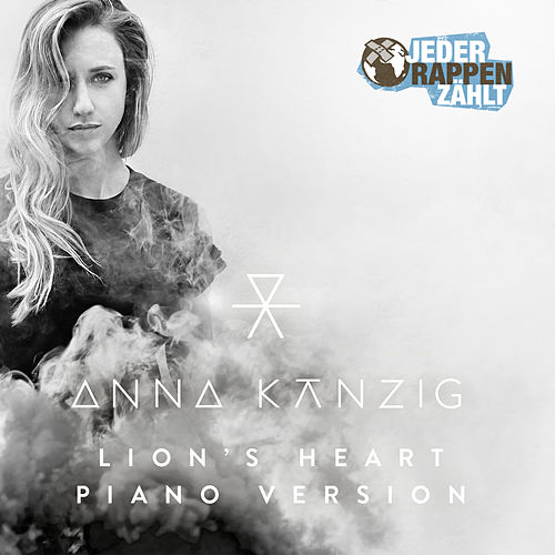Lion's Heart (Piano Version) by Anna Känzig