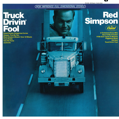 Truck Drivin' Fool by Red Simpson