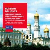 Russian Delights - Borodin: Polovtsian Dances / Tchaikovsky: Francesca da Rimini; Capriccio italien / Rimsky-Korsakov: The Tale of Tsar Saltan Suite de Vladimir Ashkenazy