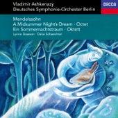 Mendelssohn: A Midsummer Night's Dream; Octet de Vladimir Ashkenazy