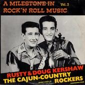 The Cajun-Country Rockers by Doug Kershaw
