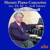 Mozart Piano Concertos 23, 24, & No.8 'Lützow' von Wilhelm Kempff