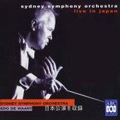 Sydney Symphony Orchestra Live In Japan by Edo de Waart