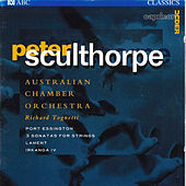 Sculthorpe: Port Essington / 3 Sonatas For Strings / Lament / Irkanda IV by Richard Tognetti