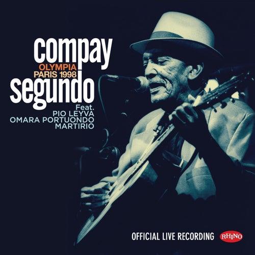 Live Olympia París 1998 by Compay Segundo
