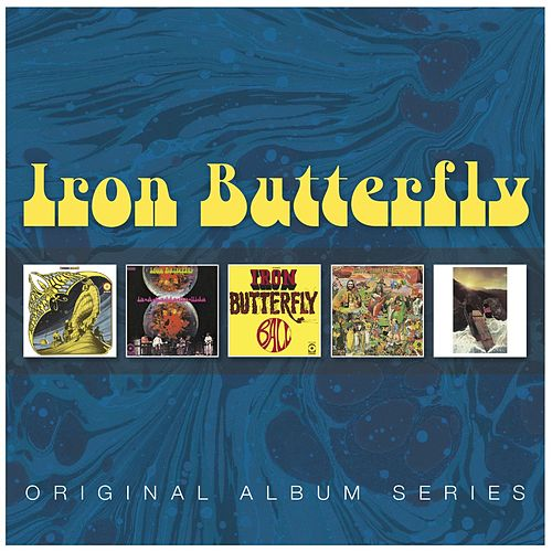 Original Album Series by Iron Butterfly
