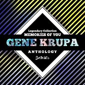 Legendary Collection: Memories of You (Gene Krupa Anthology) de Gene Krupa