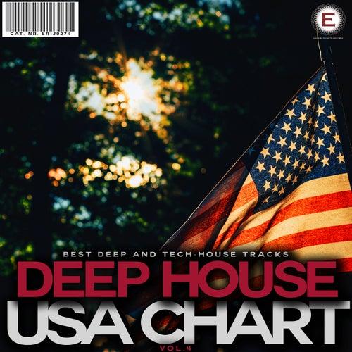 Deep House USA Chart, Vol. 4 by Various Artists