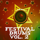 Festival Drums, Vol. 2 by Various Artists