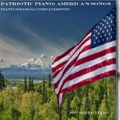 Patriotic Piano by Jon Sarta