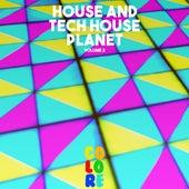 House and Tech House Planet, Vol. 2 de Various Artists