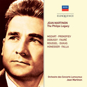 Jean Martinon – The Philips Legacy by Jean Martinon