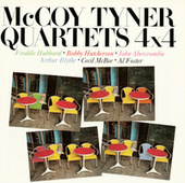 4 X 4 by McCoy Tyner