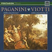 Paganini: Violin Concerto No. 1 - Viotti: Violin Concerto No. 22 by Various Artists