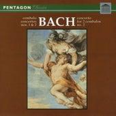 Bach: Cembalo Concertos Nos. 1 & 2 by Eberhard Kraus