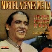 Canciones Populares De Mexico, Vol. 5 de Various Artists