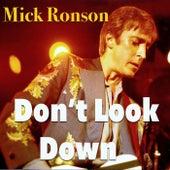 Don't Look Down de Mick Ronson
