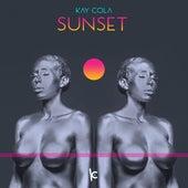 Sunset von Kay Cola