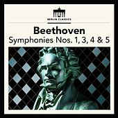 Beethoven: Symphonies Nos. 1,3,4,5 by Various Artists