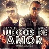 Juegos de Amor (Remix) [feat. Galante El Emperador] de Ozuna