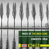 Music of the Bach Sons von Various Artists
