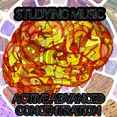Studying Music: Active Advanced Concentration de Various Artists
