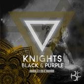 Black & Purple Knights, Vol. 1.0 von Various Artists
