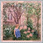 Blooming Tall Phlox by Yelena Eckemoff