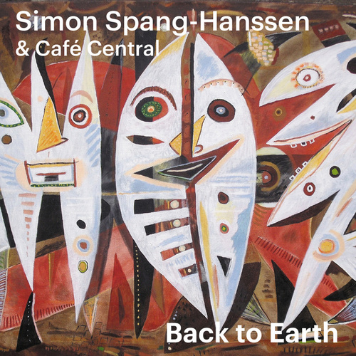 Back To Earth by Simon Spang-Hanssen