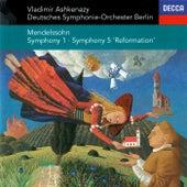 Mendelssohn: Symphonies Nos. 1 & 5 de Vladimir Ashkenazy