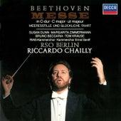 Beethoven: Mass in C; Meeresstille und glückliche Fahrt di Riccardo Chailly